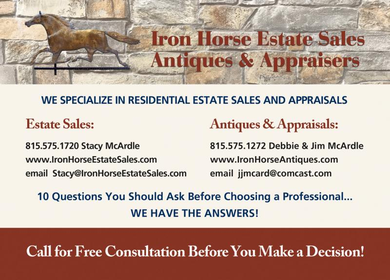 Iron Horse Antiques and Appraisers